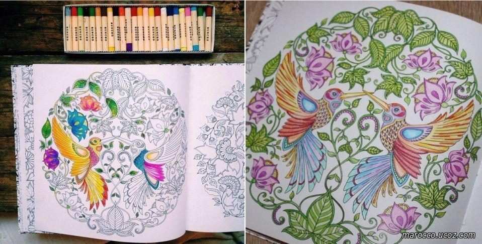 7 причин купить себе раскраску для взрослых - Лайфхакер